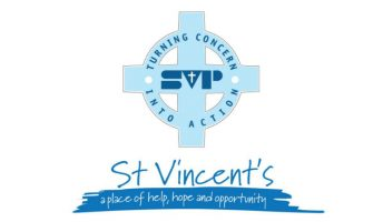 St Vincent's logo website image